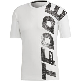 adidas TERREX Trail Cross Camiseta Hombre, white